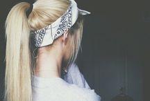 hair / by Briyannah Azua