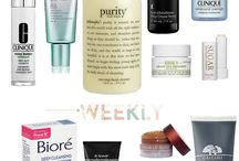 skincare profucts and routine
