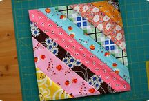 Quilting tips and ideas  / by Jessica Beninate