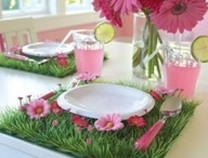 Dinner table / Having a dinner party? Here are some of the pins I used to get the perfect dinner party sorted.