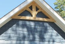 Timber Frame Trusses / Timber Frame Truss - Timber Frame Accents