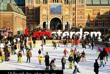 Holiday UK & Europe