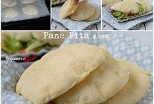 Pane, Pizza e Piadina