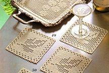 филейные вязание