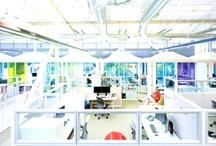 office spaces / by Garyj Funke