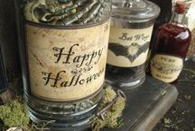 Halloween  / Ideas for pumpkin carving and spooky nights out / by Jammy Dodger