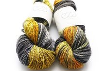 OvilabYarns -  Easy Care / Handspun and Hand-dyed yarns by OvilabYarns