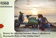 Summer Shoes & Footwear / Browse new affordable Shoes & Footwear for men and women.Your favorite colors Top brands and quality products are available here.  Starting from just 12$ only, Visit website for more detail.