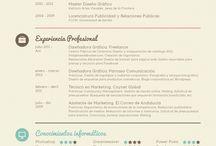 currículo / by Carolina Marquis