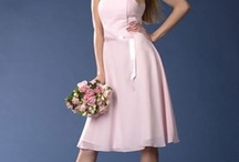 bridesmaid dress dress / by Bernadette Seagrave