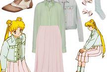 Sailor moon 90s