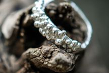 Unique Rings / individually hand-crafted,  socially and environmentally concious jewellery.