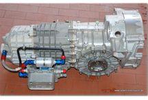 Albert Motorsport Gearbox