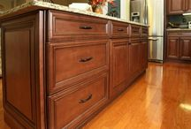 Counter Tops & Cabinets