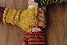митенки, перчатки