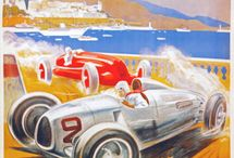 Historic Racing Cars & Drivers