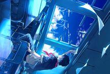 Arte De Anime