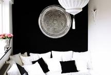 marokkolaistunnelmaa makuusoppeen/moroccan inspiration for sleeping alcove