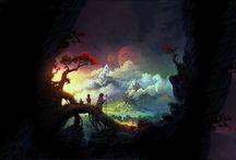 #1 adventure , painted