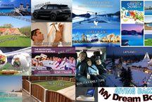 Dream Board / My Dream Board 2016