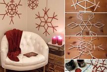 DIY Christmas ideas / by Breanna Reid