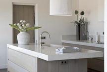 Keuken inspiratie / Keukens in alle soorten en stijlen.