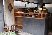 coffe stand
