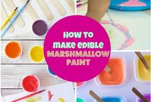 How To Make Marshmallow Paint
