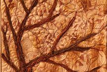 για τα σκουριασμένα και ιδέα για το δένδρο