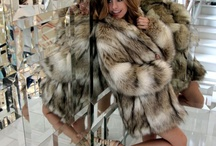Fun faux fur