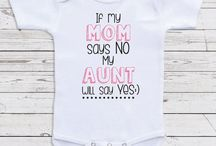 Aunt Baby Clothes
