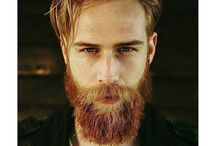 Red Beards / Featuring the best beard styles for red hair.