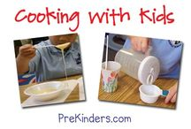 Kids - Cooking with Kids