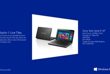 31 Razones para tener Windows 8 / by Microsoft Latam