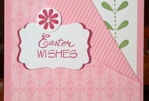 Easter Card Ideas / by Laurie Graham: Avon Rep/Stampin' Up! Demo