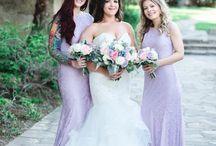 Bridesmaids and Groomsmen / Ideas for bridesmaids and groomsmen photos and wardrobe
