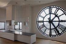 Clocks / Klockor