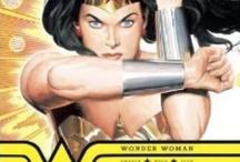 Wonder Woman / by Tara Taylor