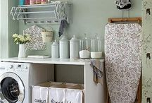 Stanze lavanderia piccola