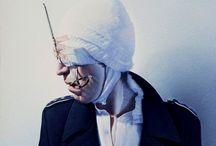 Chris Mars, Gottfried Helnwein / Artist, art
