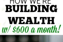 BUILDING WEALTH W/ $600 A MONTH