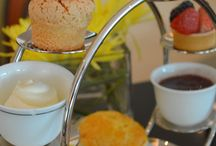 Afternoon Tea  / Afternoon tea events at Dubai hotels and restaurants