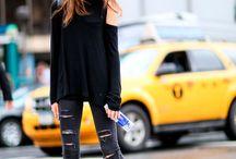 Street Styl Modelky