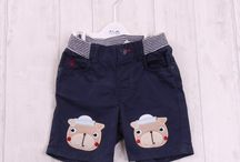 Boy's Trousers & Shorts 0-3 Years