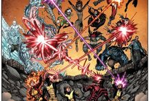 X-Men / by Dru Phillips