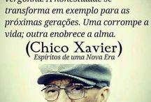 CHICO XAVIER, GRATIDÃO!