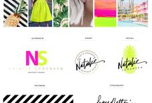 bright & bold / bright and bold inspiration for design elements