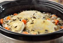 Recipes-Slow cooker