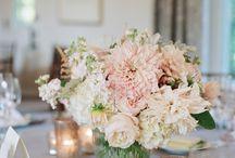 Tischdeko & Blumen