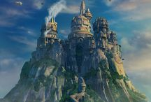 Fantasy Town/City